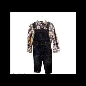 Old navy jeans jumper &  shirt
